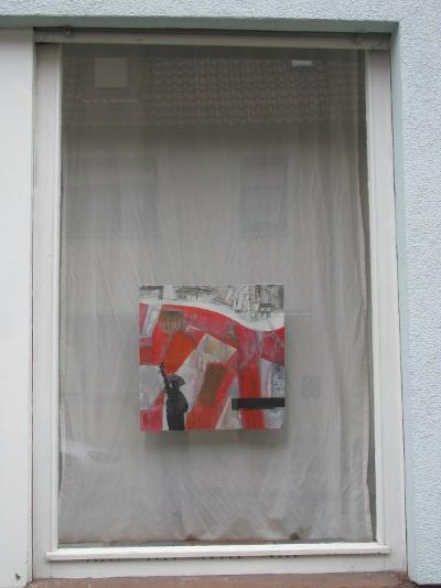 Freiheit - Acryl auf Leinwand von Christine Schöller