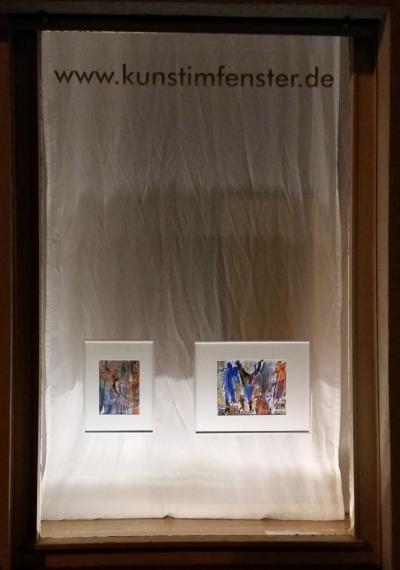 Barbara Leib - ganzes Fenster
