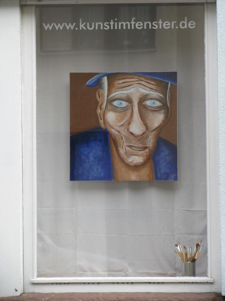 Das Fenster guckt zurück - Dala Lange