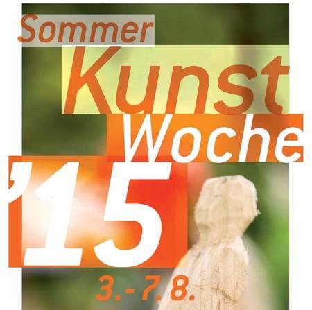 Logo - Sommer Kunstwoche Mariaberg
