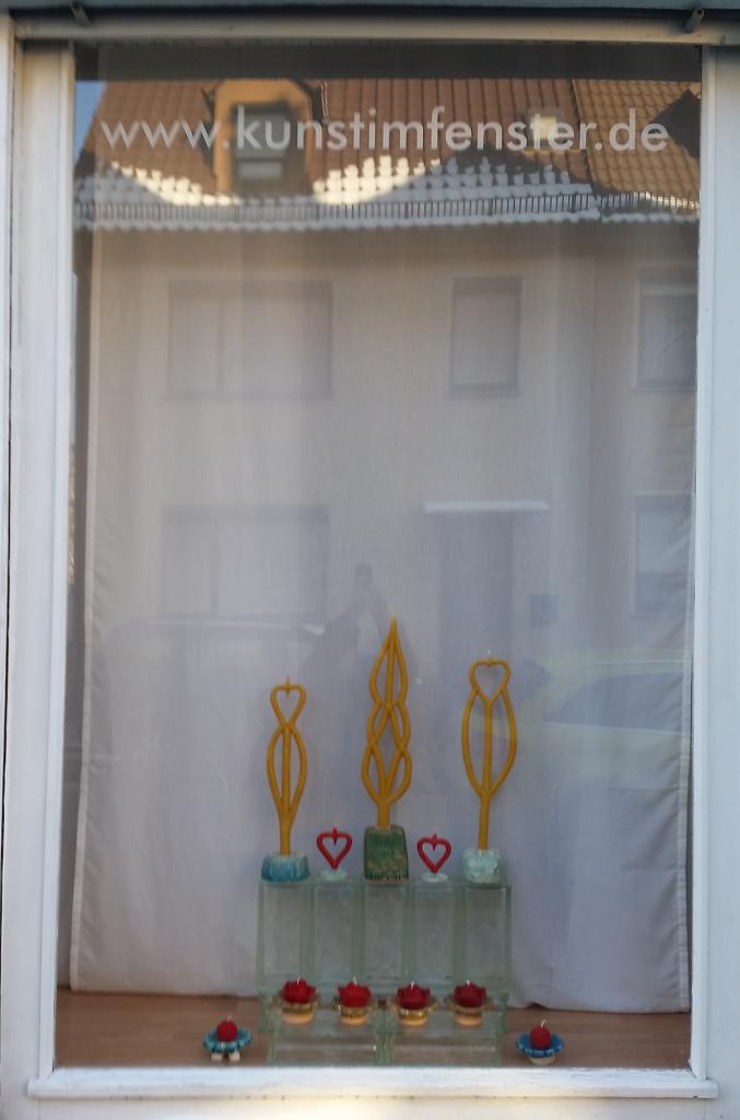 Kerzen von Helga Abendschein