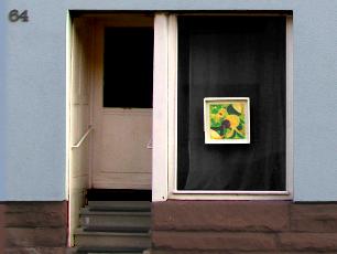 Kunst im Fenster